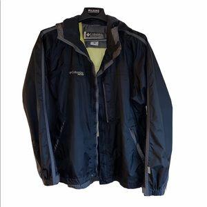 Men's Columbia XCO Storm Dry Waterproof Jacket L